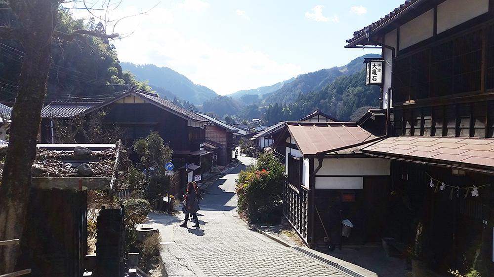 Tsumagojuku
