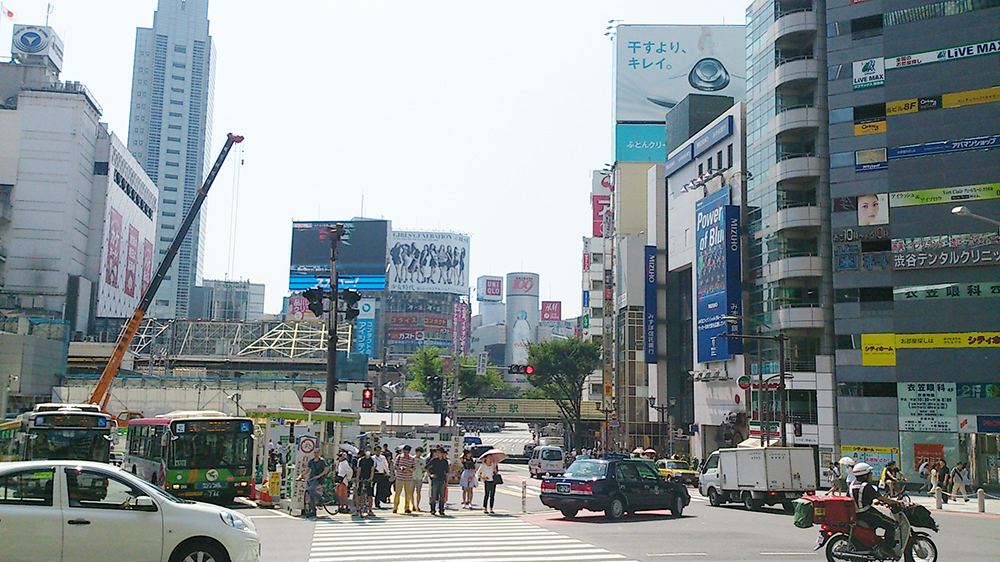 Will Japanese city be the first?