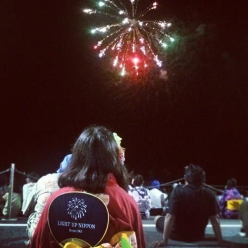 2012年に実施が予定されている全国の花火大会230か所以上