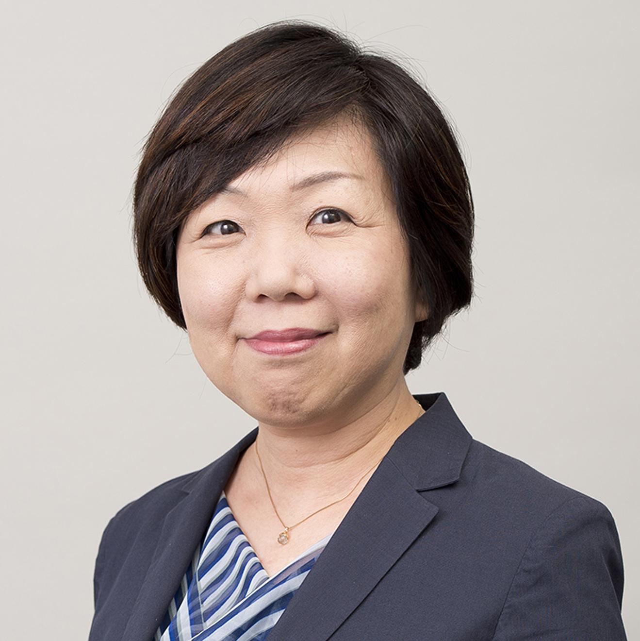 主任研究員 長島 純子 Itoko Nagashima