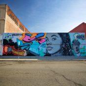 「産業革命」から「旅行革命」へ:ストリートアートで高める街の魅力