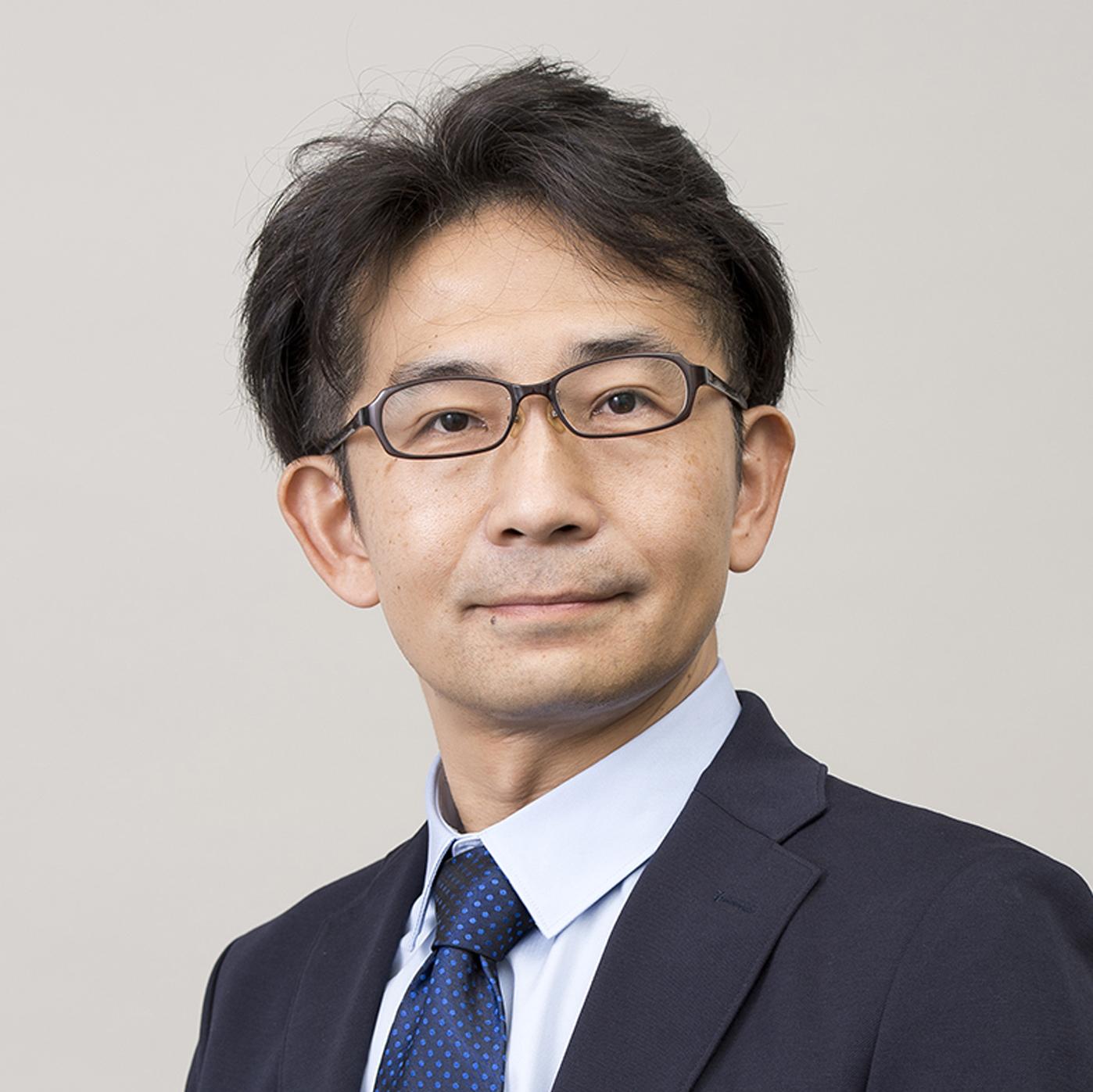主席研究員 白銀 究 Kiwamu Shirogane