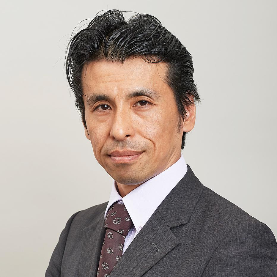 主任研究員 岡本 淳芳 Atsuyoshi Okamoto