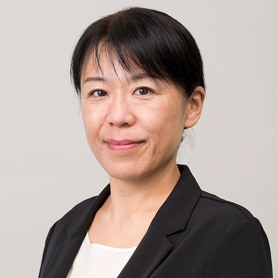 主任研究員 勝野 裕子 Yuko Katsuno