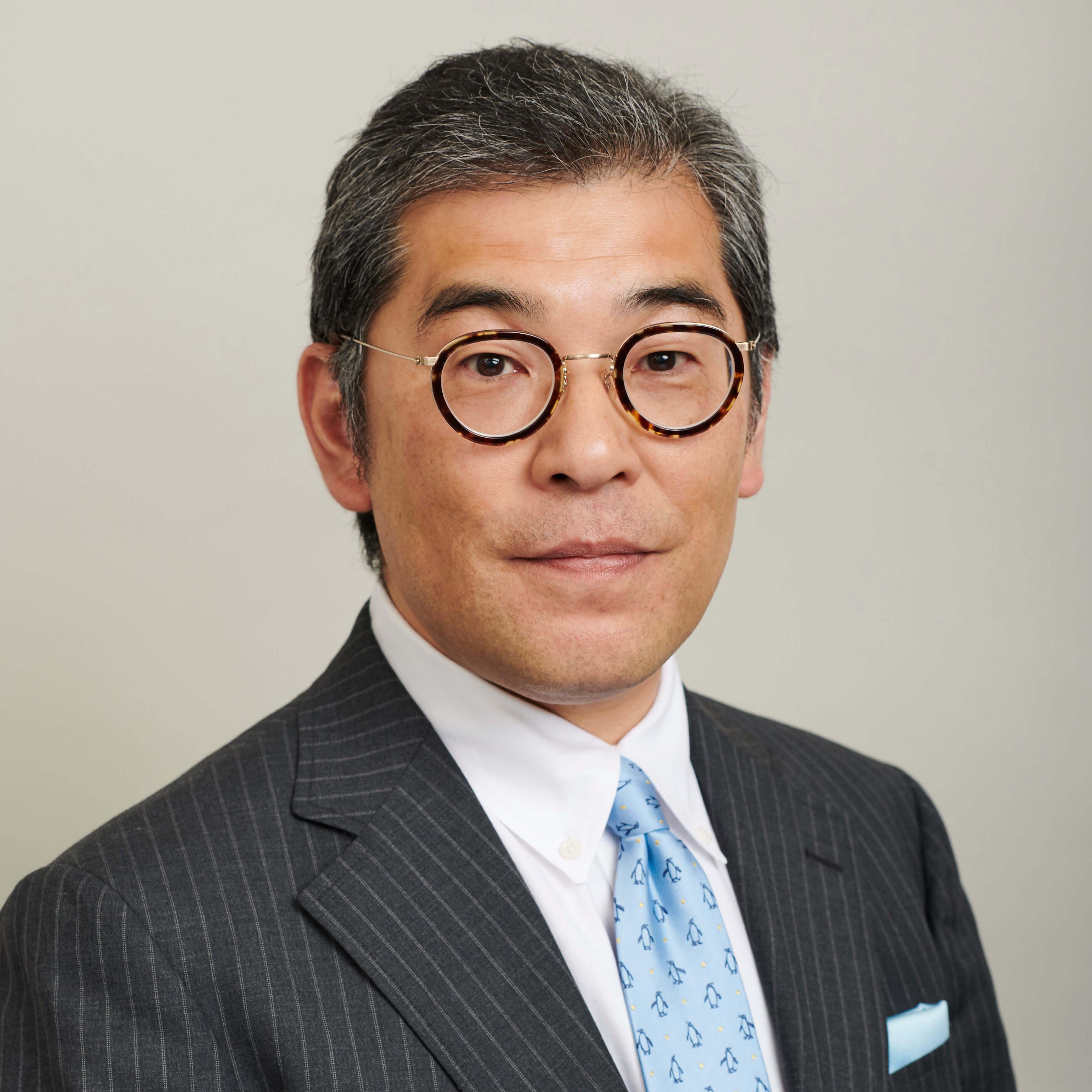 主席研究員 井野口 正之 Masayuki Inoguchi