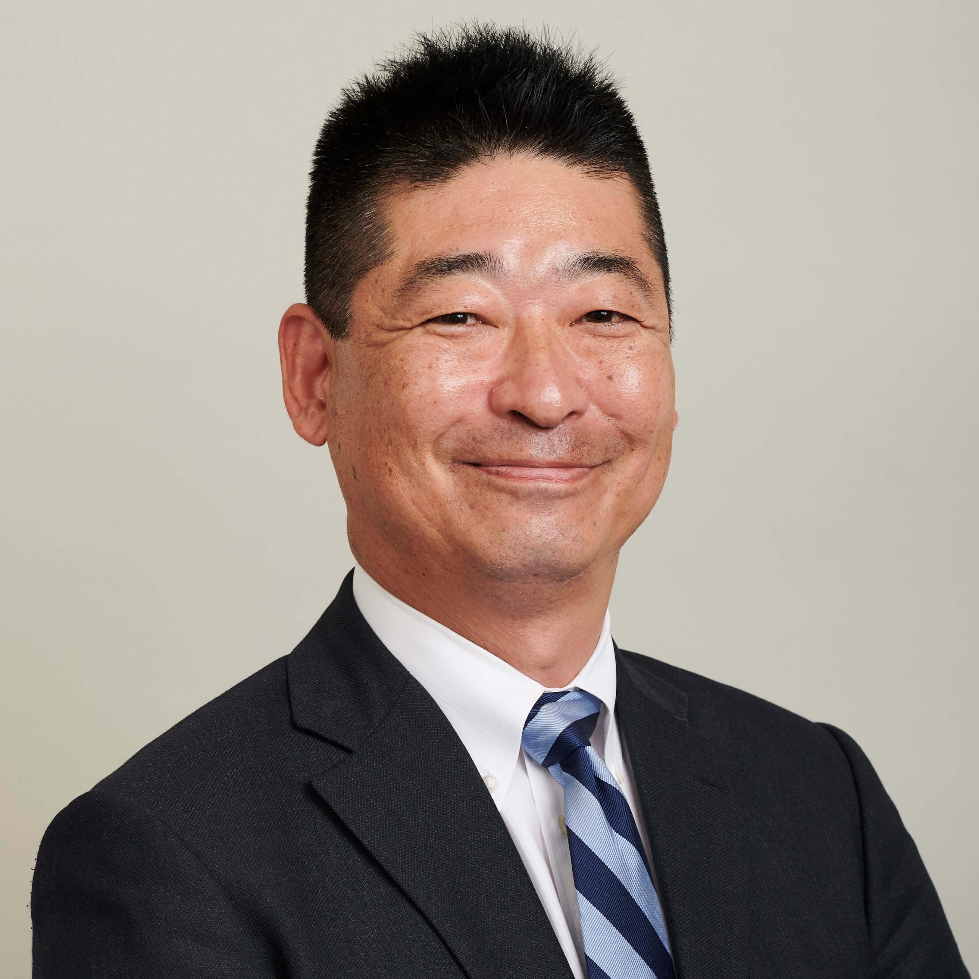 執行役員 観光教育事業部長 栗田 勤 Tsutomu Kurita